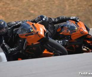 Motorcycle events at NCCAR